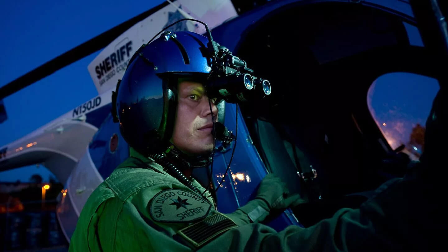 Gen 3 night vision goggles are the best in aviation night vision technology today.