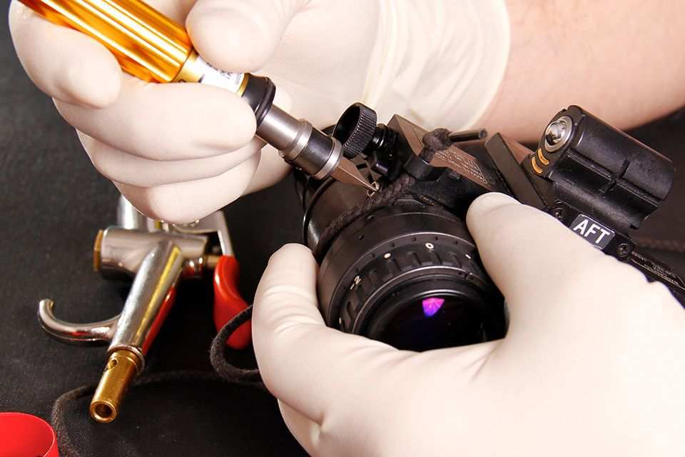 NVG inspection is an important aspect of owning and operating aviation NVGs.
